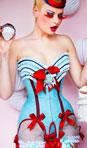 Maya Hansen, corsetry