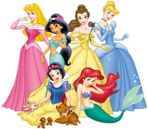 """Análisis del contenido ideológico de los dibujos animados de """"Walt Disney"""" - texto de Francisco José Mariano Romero Disney-princess1"""