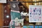Tienda para ogros y ogresas, a parte de quesos venden niños. Foto: Gema Villela