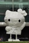 Hello Kitty en Nueva York. Foto: Gema Villela
