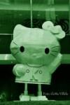 Hello Kitty en Nueva York 3. Foto: Gema Villela